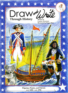 Draw and Write Through History Book 2: Greece and Rome